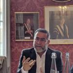 رئيس مركز بغداد الدولي يشارك في الندوة الحوارية التي عقدتها كلية لندن الملكية في بريطانيا